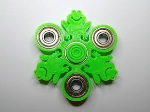 Frog Fidget Spinner