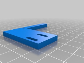 FLSUN Cube 3D Soporte Sensor