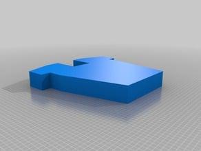 Keystem latch for Monroe K- or KA-series mechanical calculators