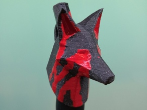 Fox Head - Hookah mouthpiece
