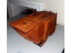 Star Wars Jawa Sandcrawler