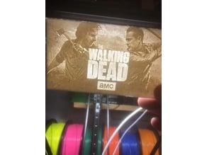 The Walking Dead Litho