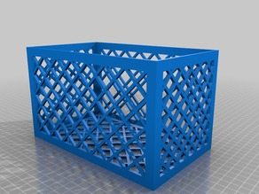 Large Grid Container