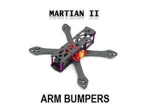 Martian II Arm Guard Bumper