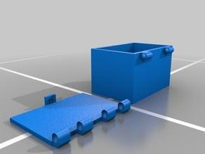 Resizeable box