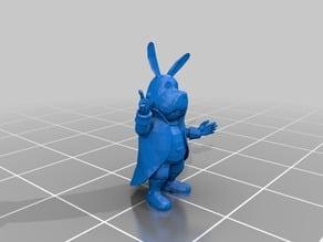 [SSB4] Peppy Hare