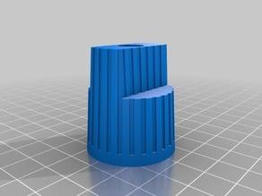 Refrigeration Manifold Knob