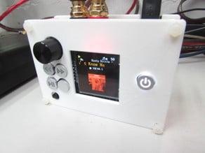 Case for NanoSound DAC 2 Pro Audio Board & Raspberry Pi 3