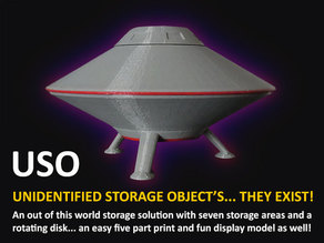 USO : Unidentified Storage Object