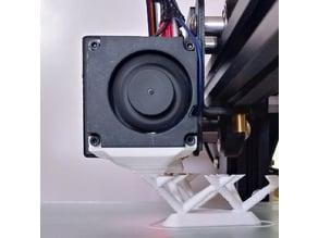 Karo - Ender 3 cooling fan duct