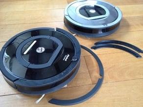 Roomba 700 bumper add-on