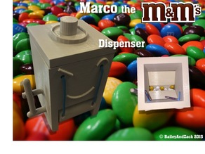 Marco the M&M Dispenser