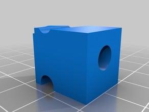 V10b Extruder Filament Guide 1,75mm