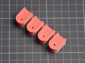P3steel 2.x - silicone damper for printbed