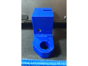 Extended Z Axis Linear Rail Brackets left and right for HyperCube Evolution Electronics Enclosure
