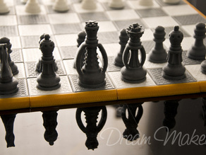 Chess set & Chessboard