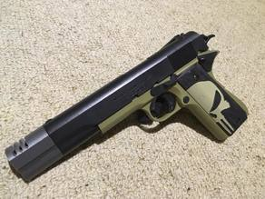 STD 1911 Gel Blaster Punisher Compensator Muzzle Brake