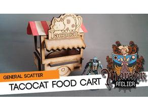 Tacocat Stand