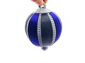 Christmas Tree Bauble (with secret compartment)