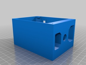 Pi Controllable Outlet Box