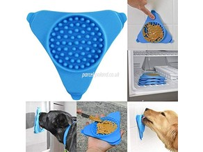 wall feeder for shower dog