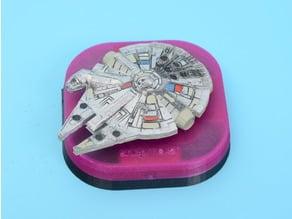「Snapmaker」 Millennium Falcon