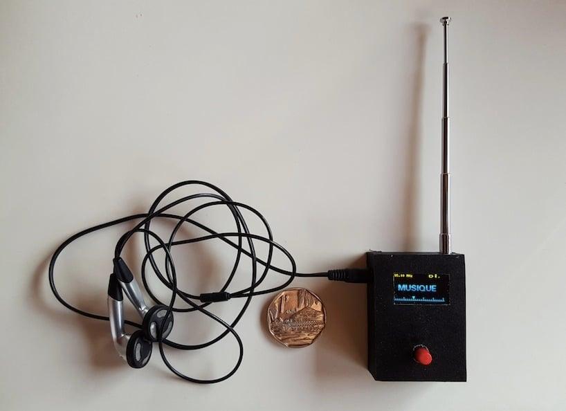 Arduino SMART FM OLED RADIO by pat007 - Thingiverse