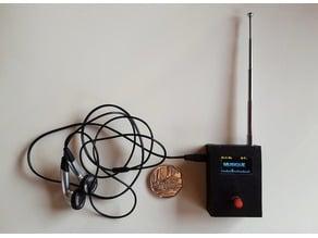 Arduino SMART FM OLED RADIO
