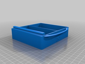 Ender-3 tool tray with Handle