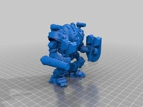 Modular Mech SteamPunk
