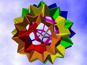 Electra60 - 3D printed modular origami