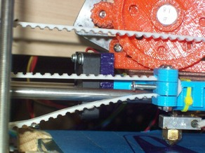 40mm fan riser for greg's X carriage