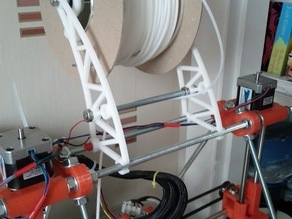 Spool Mount / Filament Holder