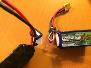 Lipo balance plug protector 3S + 4S