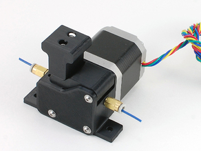 The Phantom Edit - MK8 Direct Drive Bowden Extruder for 1.75mm Filament