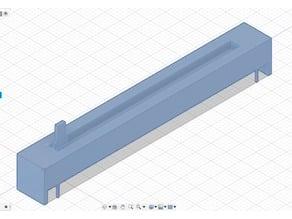 75mm 60mm linear potentiometer