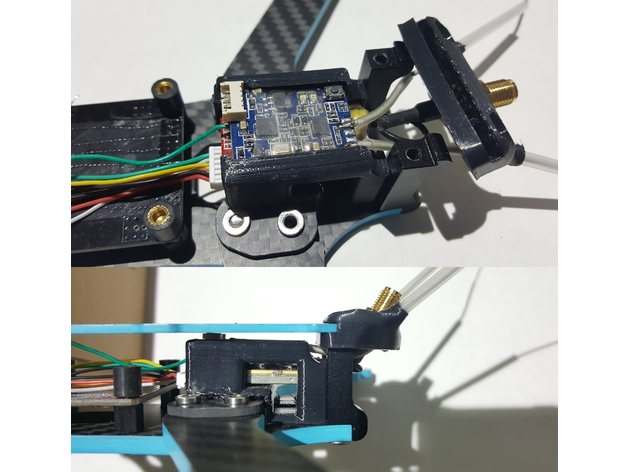 drone et gopro