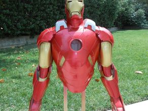 Iron Man Life size! Upper Body