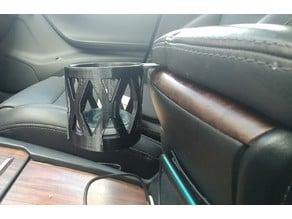 Tesla Model S Cup Holder Extender (arm rest cup holder extender)
