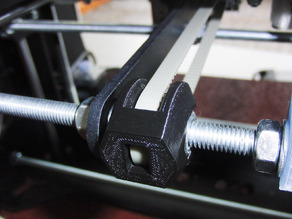 Pully Center for Y-Axis Belt Guide