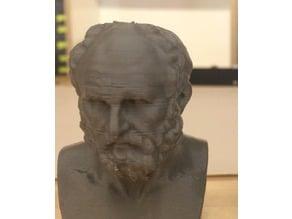 Demosthenes Bust