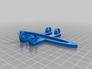 RepRap Mendel / Prusa filament guide