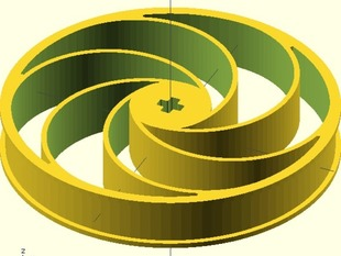 Non Pneumatic Tire / Airless Tire v1.09