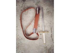 Dagger of Raphtalia in The Rising Of The Shield Hero