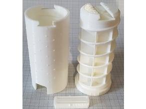Spiral Pill Box