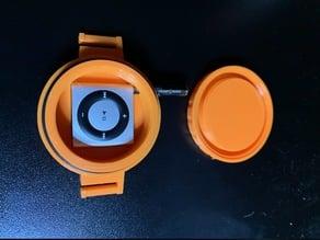 Waterproof iPod Shuffle 4G Case