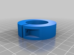 30mm Collar. Replaces FF Creator Pro Plastic Nut for Spool Holder.