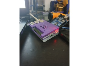Larger GPIO access for 'Raspberry Pi B+ Case With Fan'