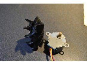 Spiral for Step motor(28BYJ-48)