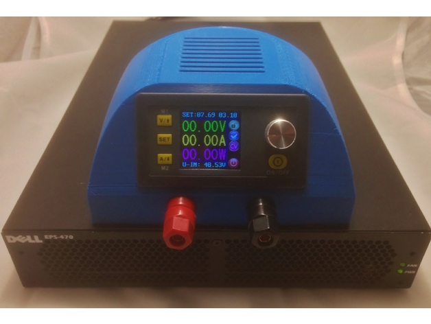 The Ultimate Diy Benchtop Powersupply By Xeondesigns Thingiverse